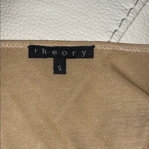 Theory Tops - Theory Crop Tank Top Size S